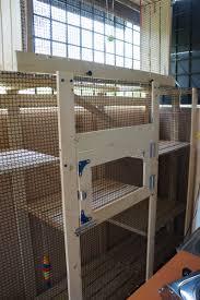 gorm shelves into a fantabulous cat house ikea hackers ikea
