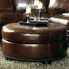 Leather Ottoman Coffee Table Rectangle Rectangular Ottoman Coffee Table Jessicastable Co