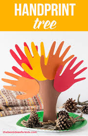 handprint tree the best ideas for