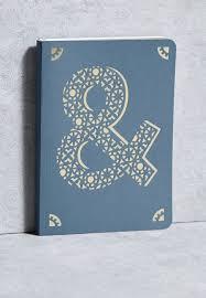 high quality shop portico designs blue a6 monogram amp notebook