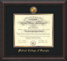of illinois diploma frame college of diploma frame black lacquer medallion
