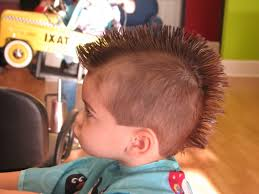 collections of mohawk hairstyles for kids shoulder length