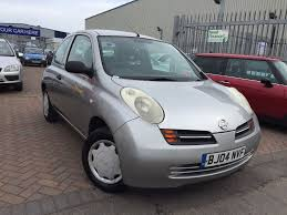 nissan micra road tax 2004 04 nissan micra 1 2 superb drive very tidy condition low tax