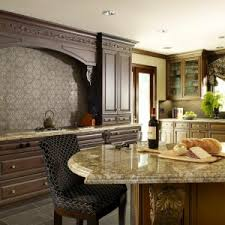 Old World Style Kitchen Cabinets Excellent Grey Color Large Old World Style Kitchen Cabinets