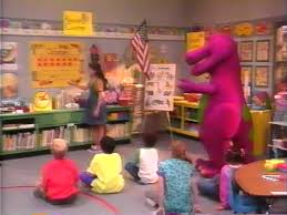 Barney And Backyard Gang Barney Goes To Barney Wiki Fandom Powered By Wikia
