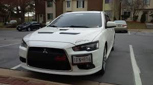 mitsubishi ralliart lancernation lancer profile papatrubs u0027s 2011 lancer ralliart