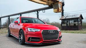 audi a4 modified best cosmetic mods audi b9 a4 youtube