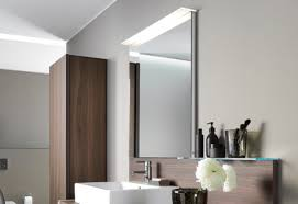 delos mirror with lighting by duravit stylepark