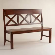 dining room bench with back dining bench with back with gorgeous designs bench pinterest