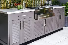 exterior kitchen cabinets patio kitchen cabinets outdoor kitchen cabinets endearing design