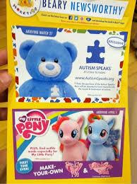 Build A Bear Meme - 256229 autism autism speaks build a bear exploitable meme