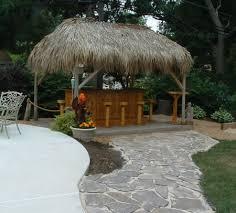 How To Build A Tiki Hut Roof Tiki Hut Photo Gallery Tikikev