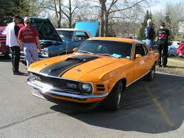 Fastest Muscle Car - 1970 ford mustang fastest car images photos pictures