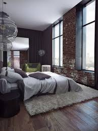 Stylish Bedroom Designs 20 Modern Bedroom Designs With Exposed Brick Walls Rilane