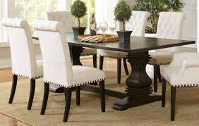 Coaster Dining Room Sets Dining Table 107411 In Espresso By Coaster W Options
