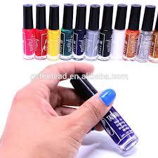 12pcs set nail art striping brush drawing paint nail polish pen