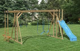 backyard playstation model 301 amish built outdoor playground