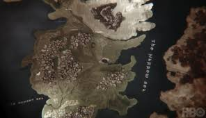 Got Map Watch U0027game Of Thrones U0027 Opening Title Map In 360 Degrees