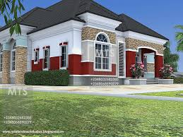 house plan for 5 bedroom bungalow house plan