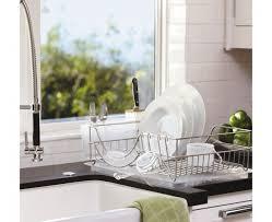 Kitchen Sink Dish Rack Zojila Rohan Dish Rack In Sink Dish Drainer Ikea Dish Rack