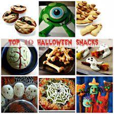 top 10 halloween snacks that will make sure that your party