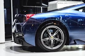 Ferrari 458 Colors - ferrari 458 speciale blue canada 3 images ferrari 458 speciale