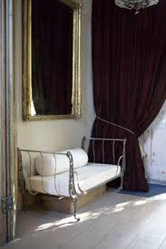 Burgundy Velvet Curtains Love The Day Bed And Amazing Drapes Daybed U0026 Chaise Lounge