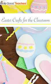 4 fun easter crafts for kids really good teachers blog and