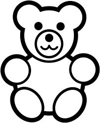 teddy bears colouring pages funycoloring