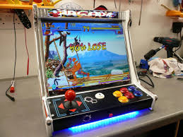blue elf 2012 jamma arcade machine youtube