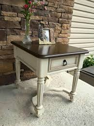 best 25 painting end tables ideas on pinterest refinished end
