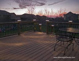 22 best deck lighting images on pinterest deck lighting cap d