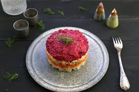 cuisiner le hareng on dine chez nanou hareng sous le manteau de fourrure et photos de