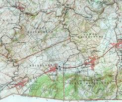 Map Of Penn Station Berks County Pennsylvania Township Maps
