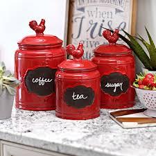 kitchen canisters u0026 canister sets kirklands