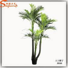 china supplier high quality evergreen roystonea regia artificial