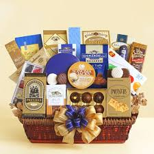 ghirardelli gift basket office delights chocolate gift baskets