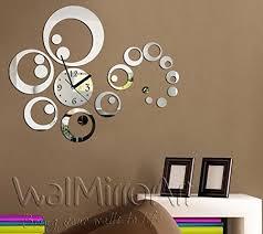 wandtattoo designer de orrorr moderne wanduhr design wandtattoo dekoration