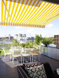 Balcony Awnings Sydney Decks With Awnings Retractable Awnings Add Space Without The