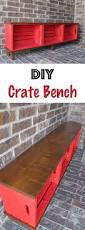 Storing Laminate Flooring 19 Creative Diy Wood Crate Project Ideas How To Repurpose Old
