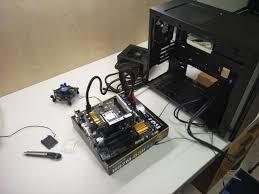 xeon workstation build log pylo