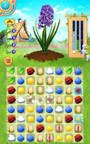 flower garden match3 game android apps on google play