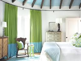 Beige And Green Curtains Decorating Lime Green Curtains For Bedroom Empiricos Club