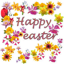 happy easter dear happy easter flowers pictures photos and images for