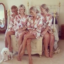 bridesmaids robes cheap cheap bridesmaid robes new wedding ideas trends luxuryweddings