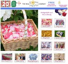 where can i buy petals confetti petals real flower confetti biodegradable confetti