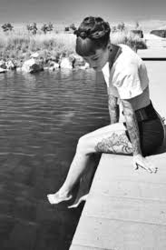 side of thigh tattoos shortlist