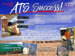 Ats Help Desk Ats Success Stories Jeffco Edu