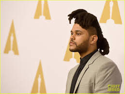 The Weeknd Hair Meme - sam smith the weeknd suit up for oscars 2016 luncheon photo