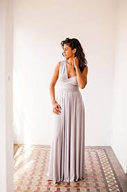 light grey infinity dress amazon com pearl grey long dress light grey infinity dress long